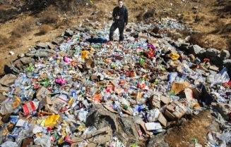 #Ecologie : Des Français partent en expédition pour nettoyer l'Everest ! Organisée par l'association Montagne et Partage, cette expédition a pour but de nettoyer les déchets laissés par de nombreux alpinistes...